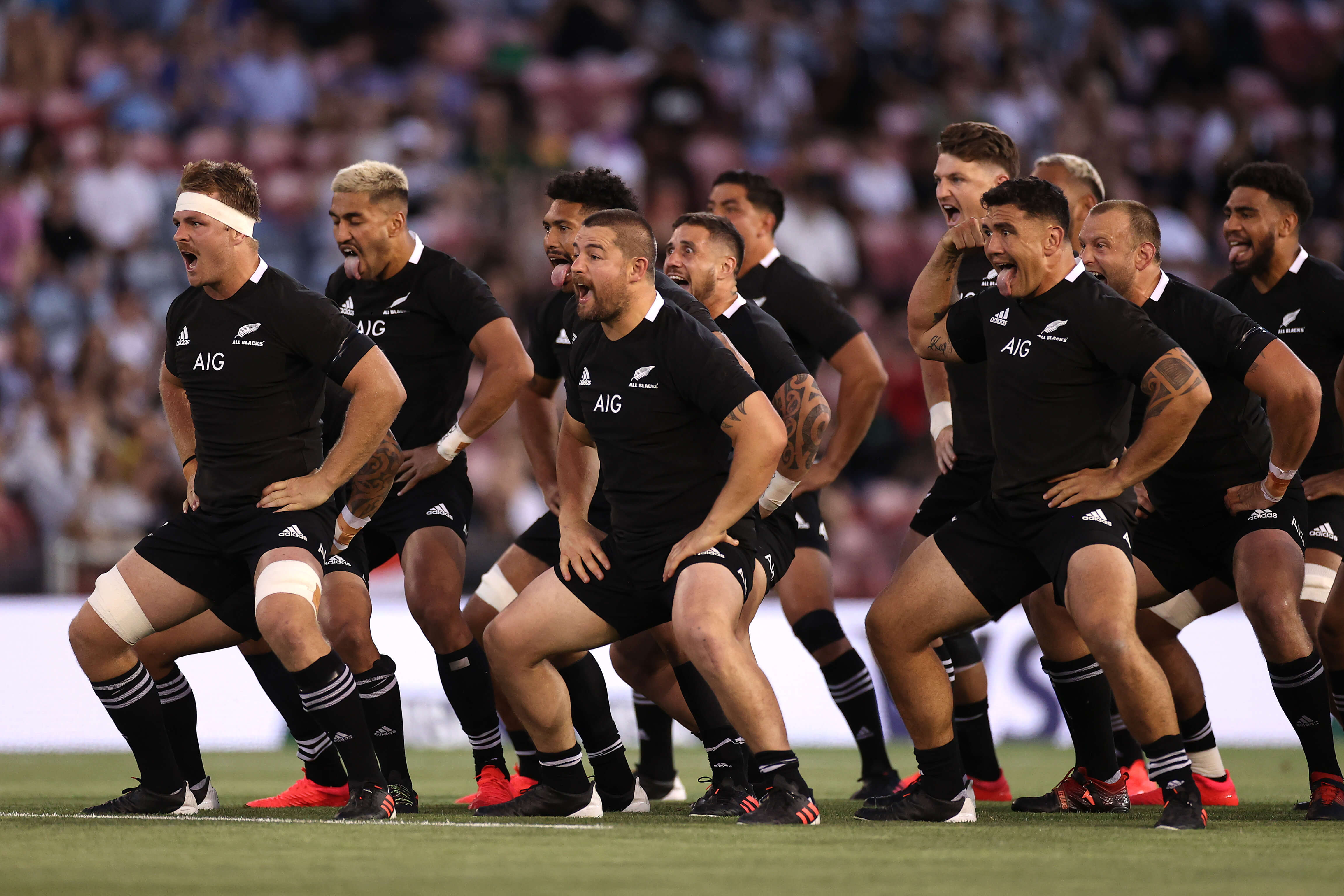 All Blacks Against Argentina 2020